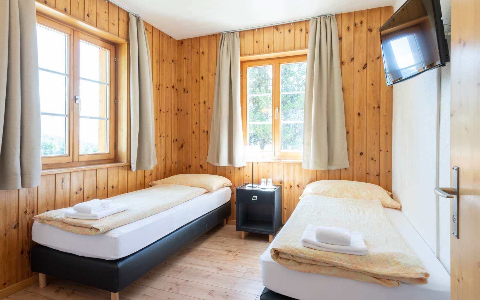 Doubleroom Hostel by Randolins St. Moritz Switzerland