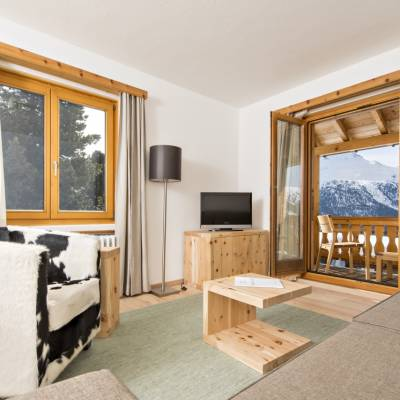 suite a St. Moritz in Engadina